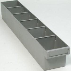 spare parts tray extra long grey