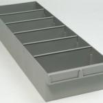 econostore extra large spare parts tray grey