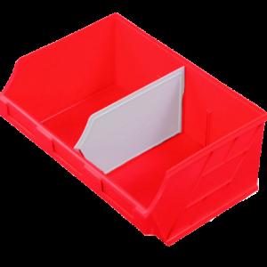 econostore MicroBin N40 red