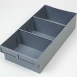 econostore spare parts tray large grey