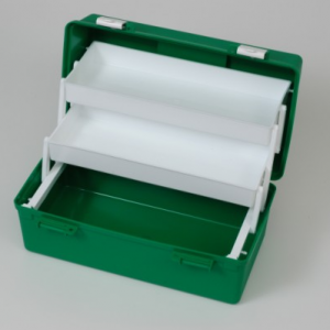 econostore 2 Tray Cantilever First Aid Box