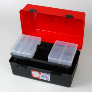econostore large tool box with lift out tray