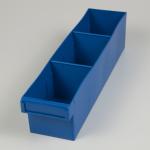 econostore medium spare parts tray blue