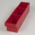 econostore spare parts tray red