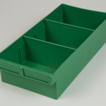 econostore spare parts tray large green
