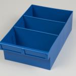 econostore int spare parts tray blue
