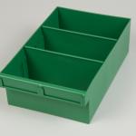 econostore int. spare parts tray green