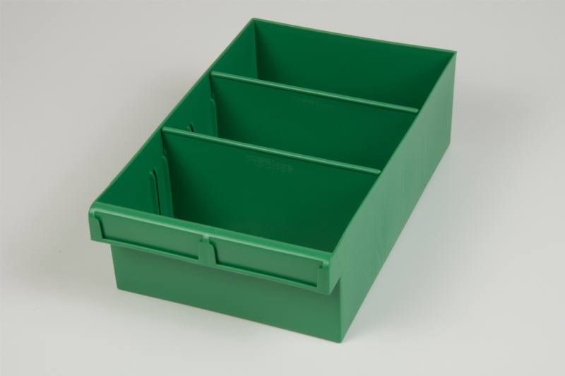 econostore int. spare parts tray green