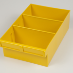 econostore int spare parts tray yellow