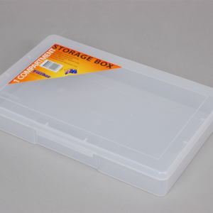 econostore Large 1 Compartment Storage Box