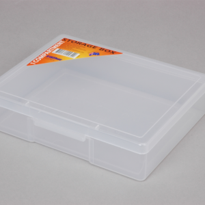 econostore Medium 1 Compartment Storage Box