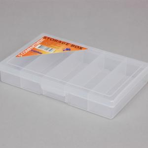 econostore Small 5 Compartment Storage Box