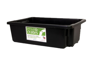 econostore 32L Recycled stack and nest crate