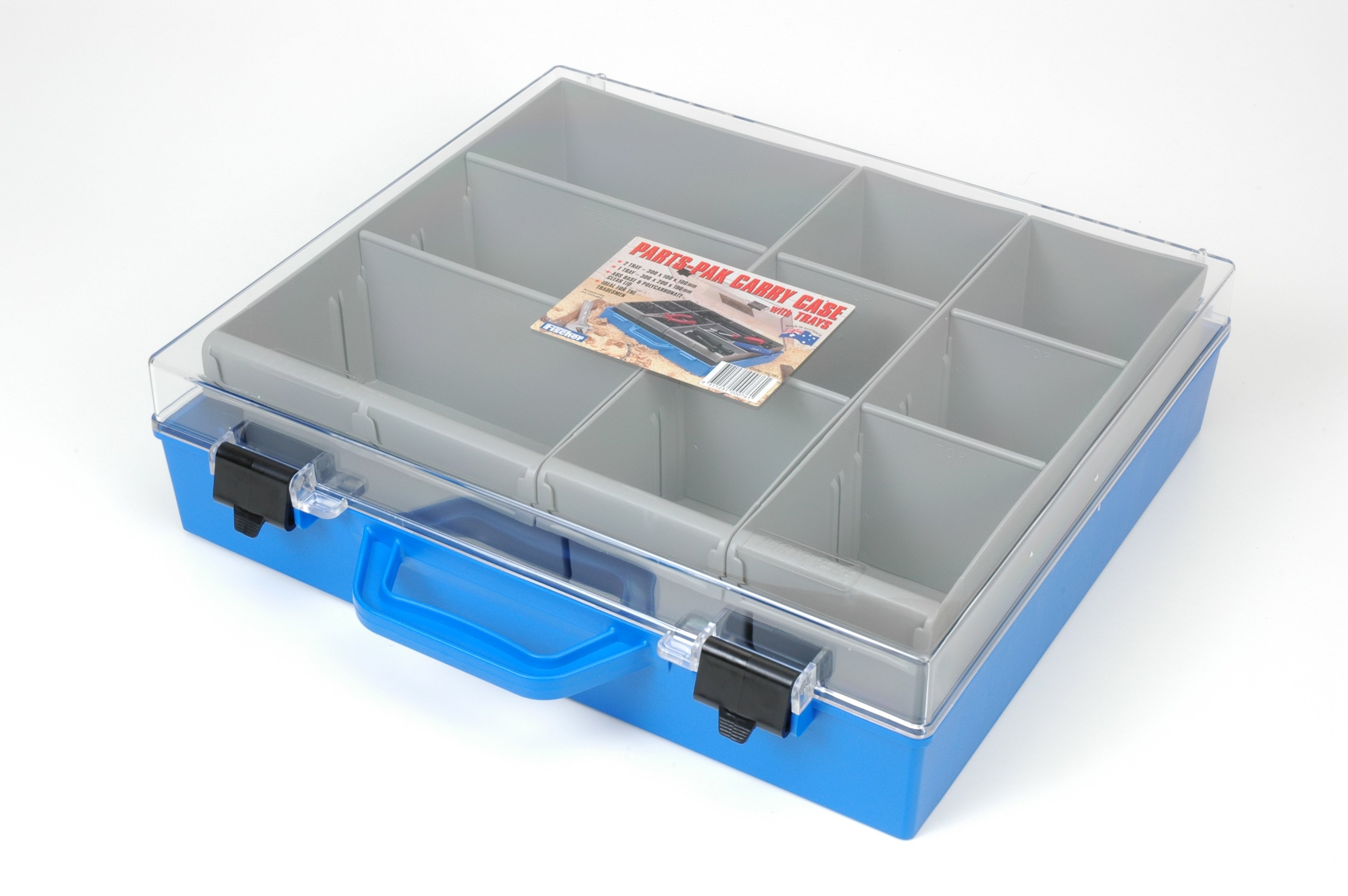 econostore Spare Parts Carry Case with trays