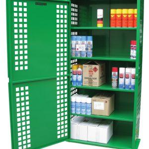 econostore aerosol storage cage