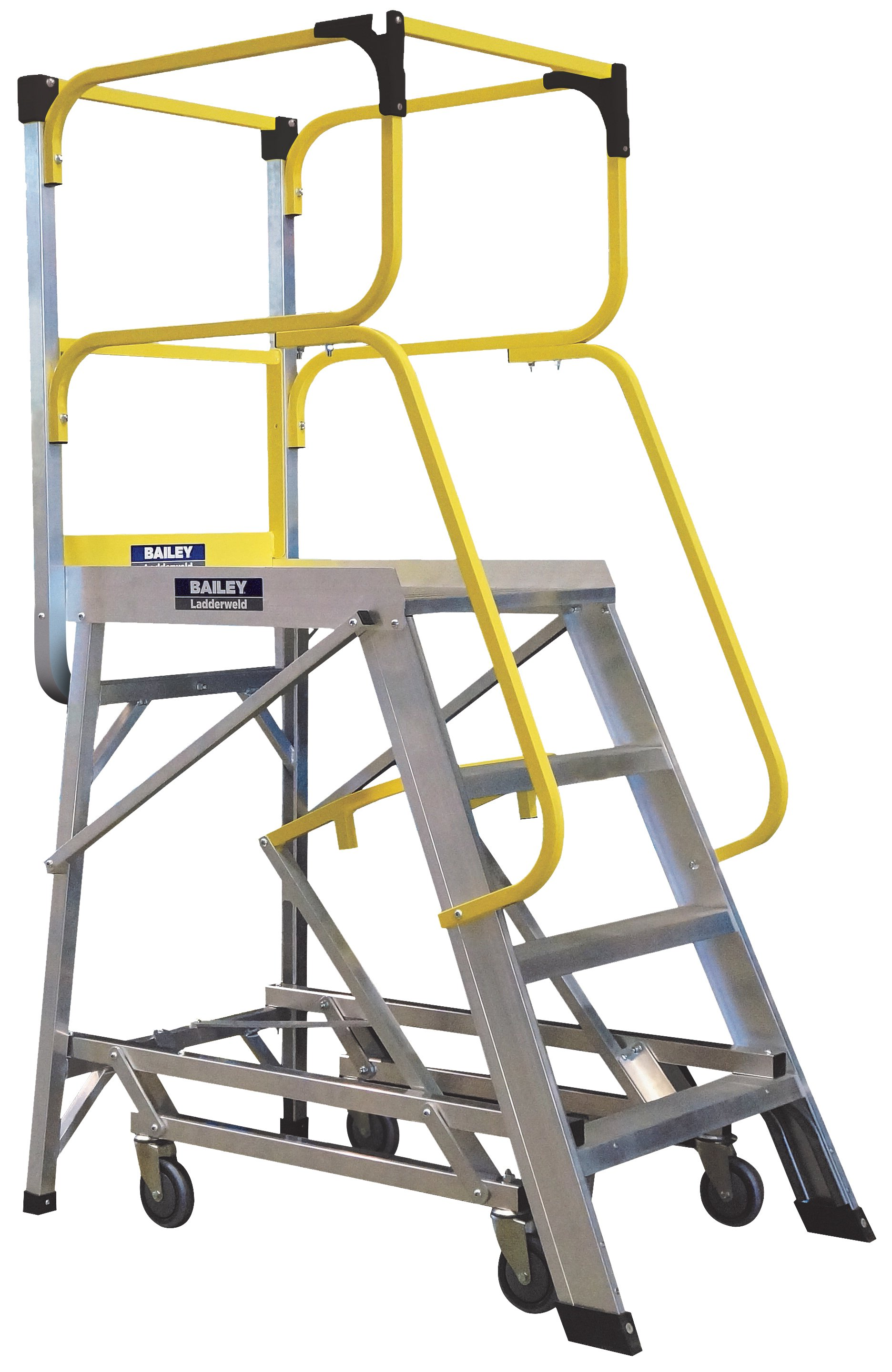 Order Picking Ladders