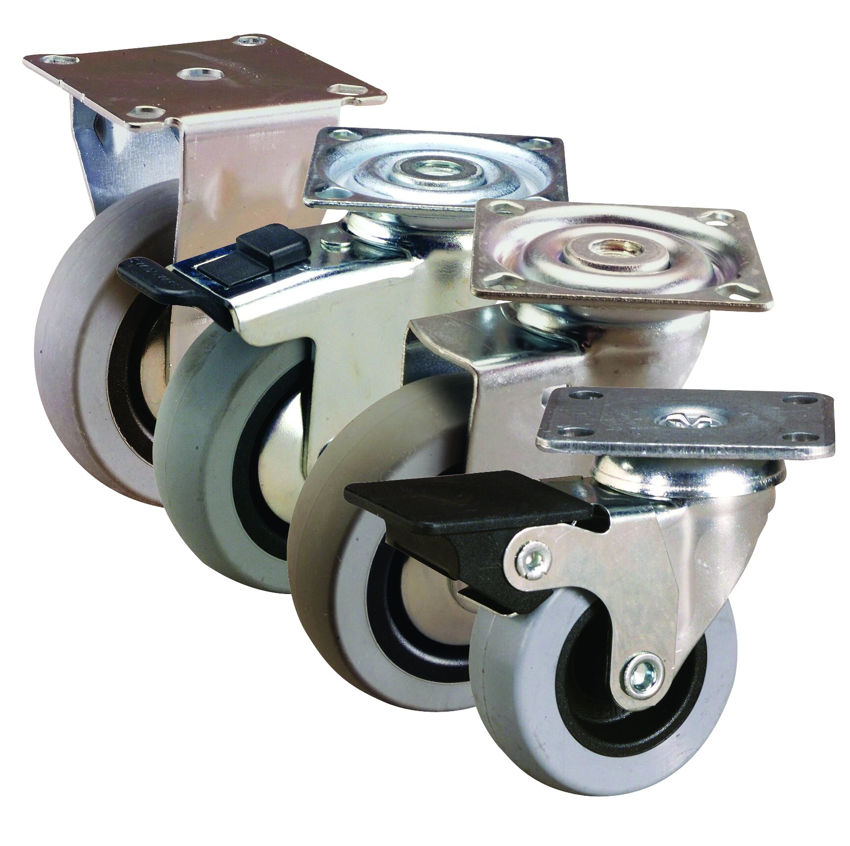 Castors and Wheels