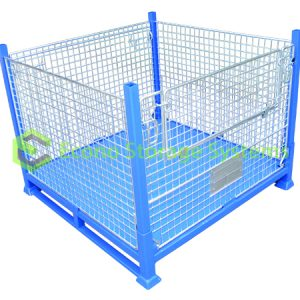 econostore Collapsible Mesh Cage