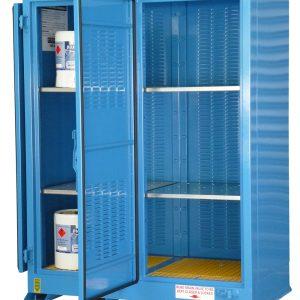 econostore 450L Outdoor Dangerous Goods Cabinet