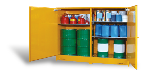 econostore Heavy Duty Flammable Liquid Storage