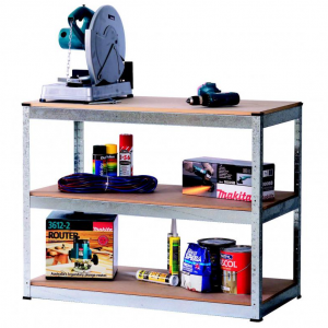 econostore hammer lok workbench/shelving