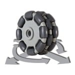 econostore Rotatruck Multi Directional Wheel