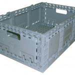 Econostore 41L Folding Crate