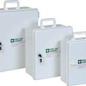 First Aid Boxes and Cabinets