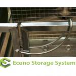 econostore Forklift Work Platform Gate Latch