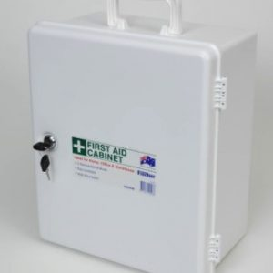 econostore Medium First Aid Cabinet SECONDS