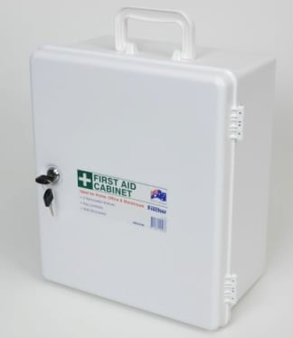 econostore Medium First Aid Cabinet SECONDS